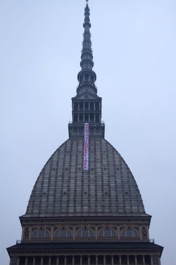 En Torino, Italia.