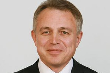 Mikhail Sergyevich, presidente de la Federación de Sindicatos de Belarús (FPB)